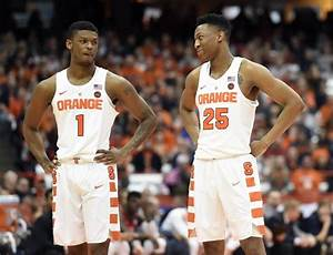 Sneak preview of Syracuse basketball players in 2017-18 ...