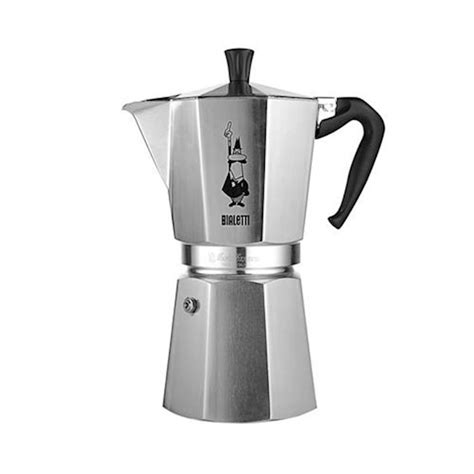 The bialetti moka express stovetop espresso maker has been around since 1933 and is still the best stovetop espresso maker to make strong, delicious coffee right at home. Bialetti Moka Express Stovetop Espresso Maker - 18 Cup | Buy Espresso & Moka Pots - 8006363011679