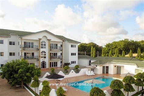 bedroom apartments  rent  cantonments accra ghana