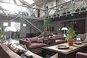 Mezzanine Metallique En Kit : 24 id es de mezzanines pour votre loft ~ Premium-room.com Idées de Décoration