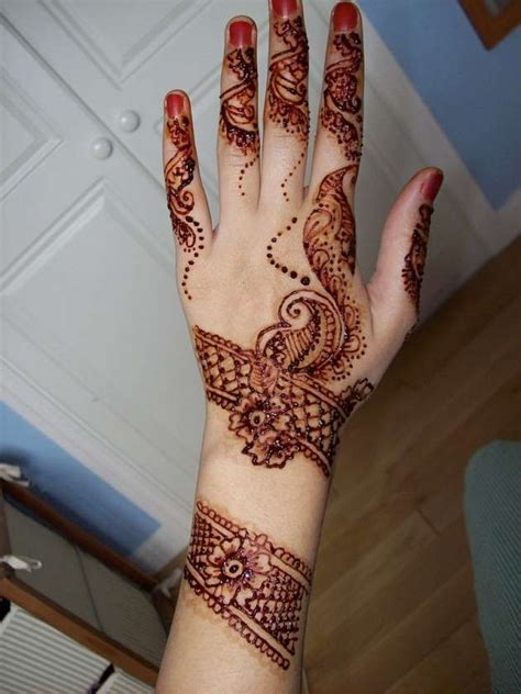 50 Best Arabic Mehndi Designs Of 2014  Freakifycom
