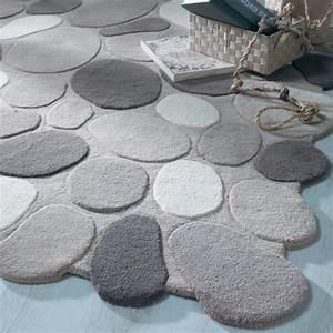Tapis D Extérieur Maison Du Monde : tapis galet gris maisons du monde ~ Dailycaller-alerts.com Idées de Décoration