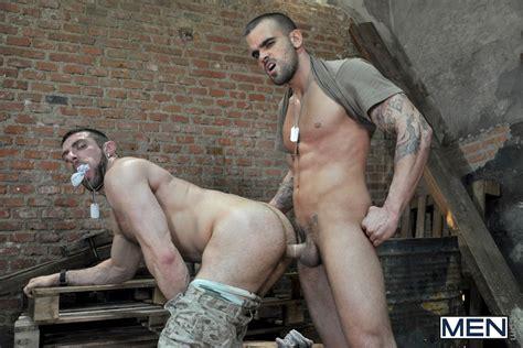 Uniform Guys Naked