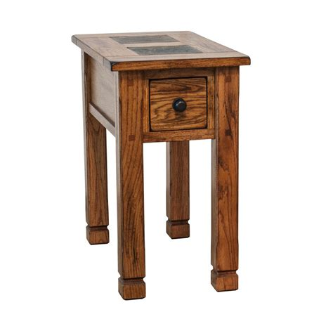 chair and end table rustic chair quot side table quot furniture living room accent