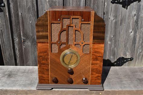 Crosley Radio 6H3   Antique Radios   Vintage Audio Exchange