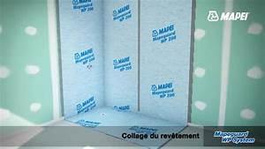étanchéité Salle De Bain : douche l 39 italienne avec natte d 39 tanch it mapei youtube ~ Dailycaller-alerts.com Idées de Décoration