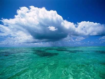 Foto Langit Siang Di Gambar Hari Sky