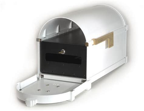 pentad keystone series multi mount mailbox post package