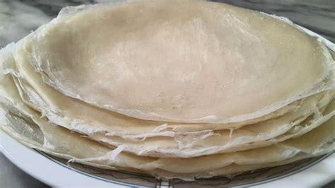 cuisiner feuille de brick comment faire la pâte des feuilles de brick cuisine tunisienne recette feuilles de brick