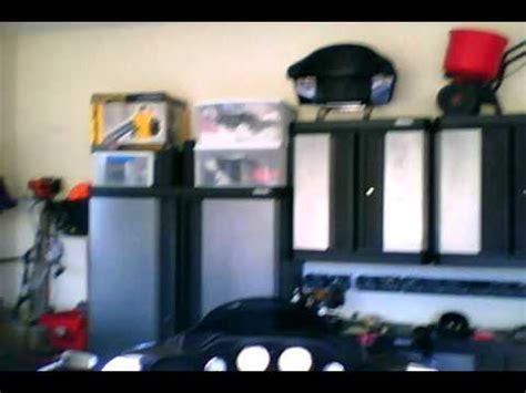 Kobalt Vs Husky Garage Cabinets by Construction And Garage W Kobalt Cabinets Gladiator