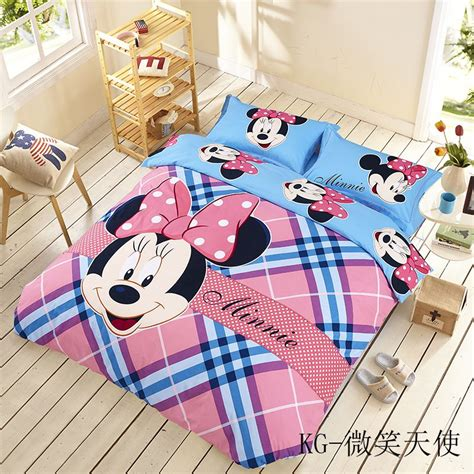 disney minnie mouse bedding sets king size ebs