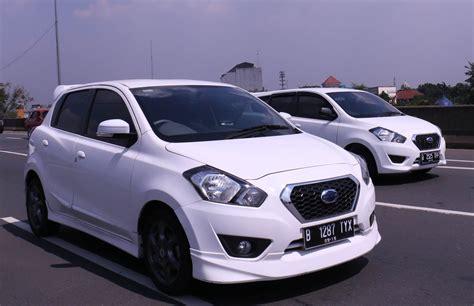 Datsun Go Modification by Modifikasi Mobil Datsun Go Terbaru 2019 Bowomodif