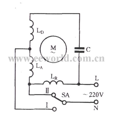 single phase 2 speed motor wiring diagram single phase motor winding tap l 2 connection two speed