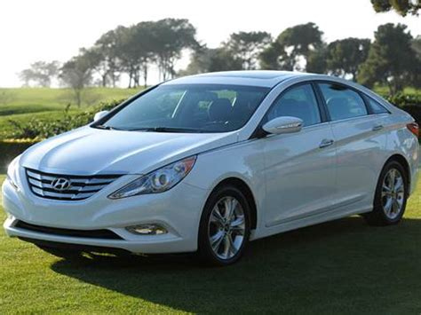 2012 Hyundai Sonata | Pricing, Ratings & Reviews | Kelley ...