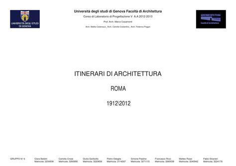 Ufficio Postale Roma Belsito by Gruppo 4 Roma By Archea Archea Issuu
