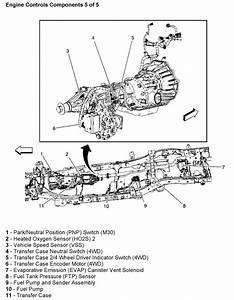 2005 Colorado Pickup  Since Replacing Fuel Pump  When