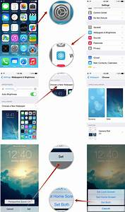 How to change the wallpaper to customize your iPhone or ...
