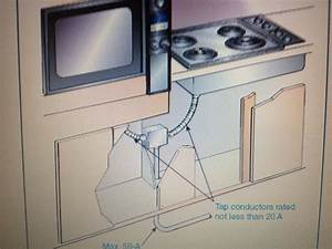 Removing A Oven Range And Installing A