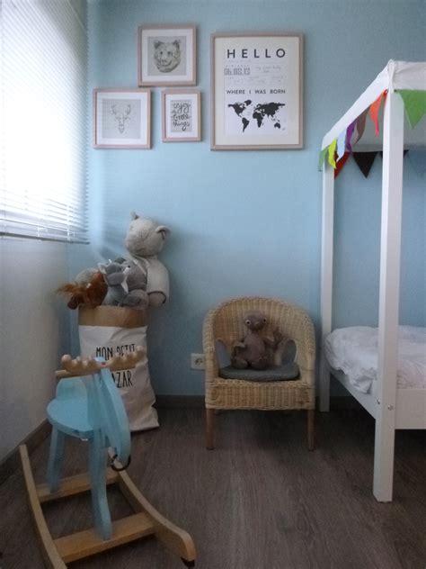 chambre petit garcon une chambre de petit garçon bleu tendre