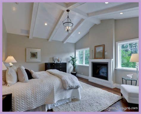 Bedroom Ceiling Lighting Ideas by Bedroom Lighting Ideas Vaulted Ceiling 1homedesigns