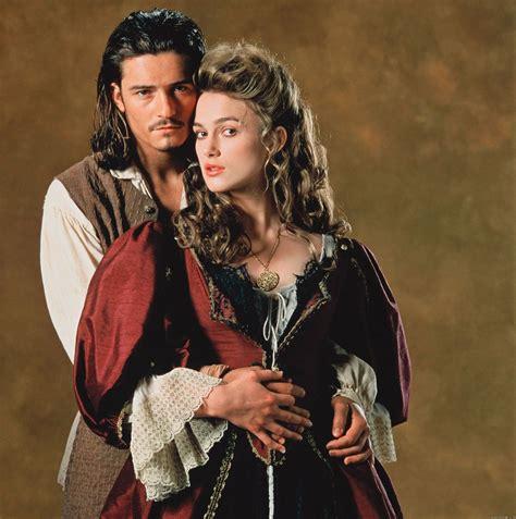 Pirates Of The Caribbean Orlando Bloom Keira Knightley