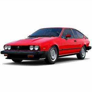 Alfa Romeo Gtv-6  1983-1986    Repair