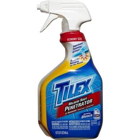 tilex bathroom cleaner walmart tilex mildew root penetrator and remover spray 32 fluid