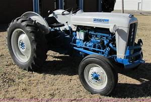 1964 Ford 4000 Tractor
