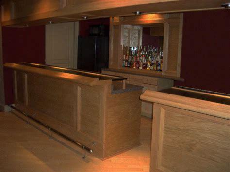 custom bar custom bars bluelabelcustoms