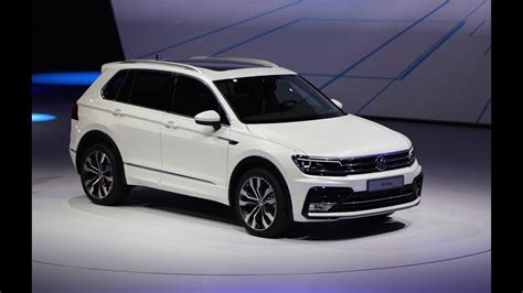 Vw Tiguan 2019 New Review  Car Review 2018