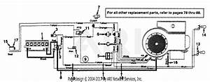 Mtd 133m679g062  95184   1993  Parts Diagram For