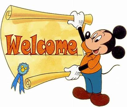 Welcome Mickey Mouse Myniceprofile