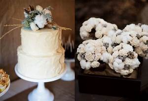 Bouquet Fleur De Coton : un mariage douceur coton themes de mariage ~ Teatrodelosmanantiales.com Idées de Décoration