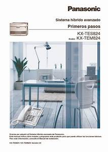 Manual Central Telefonica Pdf Panasonic Kx