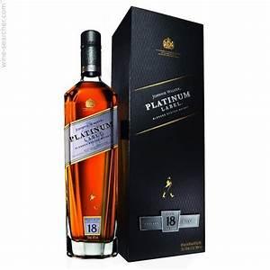 Johnnie Walker Platinum Label 18 Year Old Blended Scotch ...