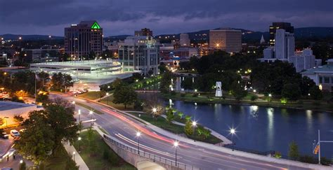 Huntsville on track to become Alabama's largest city ...