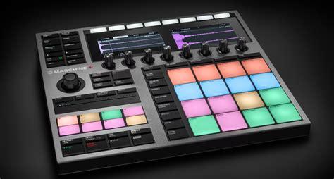 Native Instruments introduce standalone Maschine Plus ...