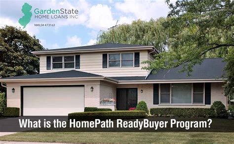 what is the homepath readybuyer program garden state