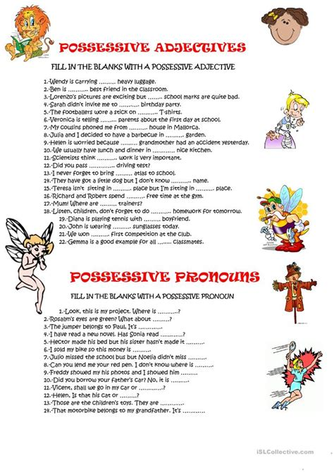 Adjectives (places + People) Worksheet  Free Esl Printable Worksheets Made By Teachers