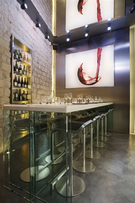 la cave  vin  wine bar  cyrille druart paris