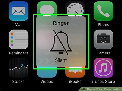 How To Put An Iphone On Silent 11 Steps (with Pictures