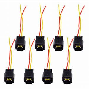 8x Ignition Coil Harness Connector Modular Fit 4 6l 5 4l 6