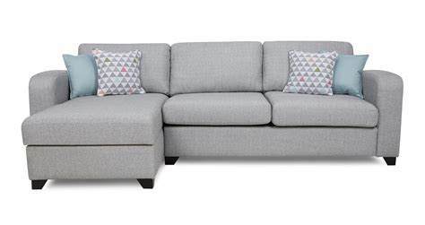 bed settee dfs lydia left facing chaise end 3 seater sofa dfs