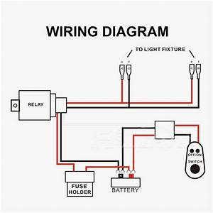 Led Light Wiring Diagram
