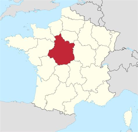 File:Centre-Val de Loire in France.svg - Wikimedia Commons
