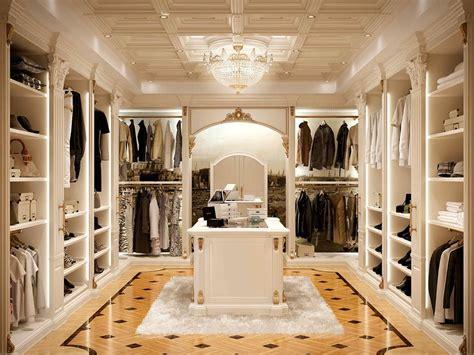 walk  closet  classic style luxurious idfdesign