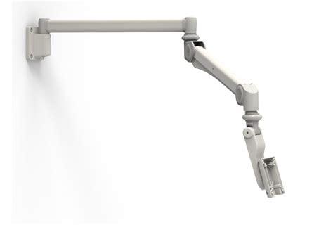 5 arm floor l reach articulating arm vesa mount