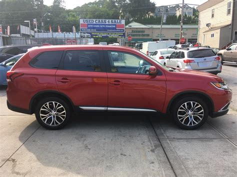 Used Mitsubishi Outlander For Sale by Used 2018 Mitsubishi Outlander Se Suv 16 990 00