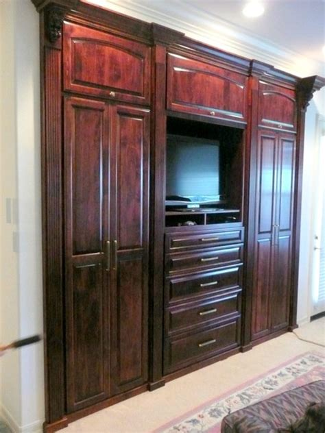 bedroom cabinets traditional bedroom santa barbara