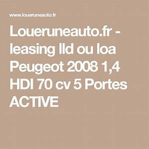 Lld Peugeot 2008 : 17 meilleures id es propos de peugeot sur pinterest voitures futuristes concept cars et ~ Medecine-chirurgie-esthetiques.com Avis de Voitures